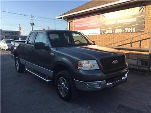 2005 Ford F-150 XL***4X4***CREW CAB***ONLY 182KMS***