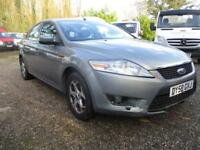 Ford Mondeo 2.0TDCi 140 2008.5MY Zetec DIESEL SPARES OR REPAIR