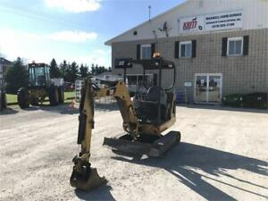 2012 Caterpillar 301.8C Mini Excavator