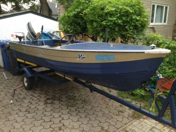 Used 1986 Other Evinrude