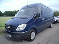 MERCEDES SPRINTER 311 CDI LWB, Blue, Manual, Diesel, 2008
