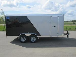 2017 TNT TOTE CAR CARRIER CARGO TRAILER 8.5FT X 20FT (10,400LBS