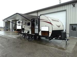 Used 2016 Travel Trailer with bunks