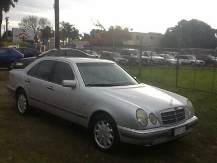1999 Mercedes-Benz E280 W210 Elegance Silver 5 Speed Automatic Sedan Hastings Mornington Peninsula Preview