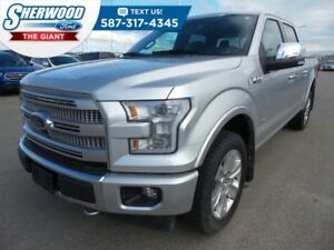 2017 Ford F-150 Platinum w/ Max Tow Package, Technology Package