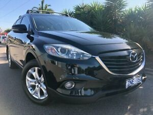 2012 Mazda CX-9 MY13 Classic (FWD) Black 6 Speed Auto Activematic Wagon Hoppers Crossing Wyndham Area Preview