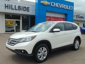 2013 Honda CR-V EX *MINT AWD WITH ONLY 23,OOO KM *WOW*