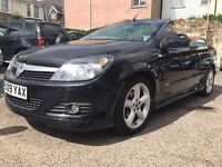 Vauxhall Astra 1.6 i Sport Twin Top 2dr one owner