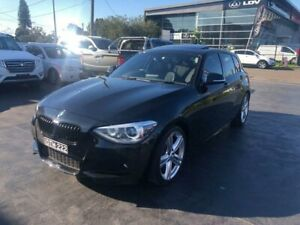 2013 BMW 125i F20 MY0713 M Sport Black Sports Automatic Hatchback Lansvale Liverpool Area Preview