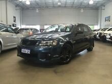 2012 Holden Commodore VE II MY12 SV6 Blue 6 Speed Automatic Sportswagon Beckenham Gosnells Area Preview