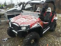 2013 POLARIS RZR 800 ! FULLY LOADED ! COMES WITH PLOW Timmins Ontario Preview