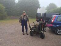 tf gear juggernaut fishing trolley