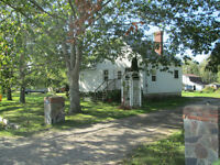 PRICE DROP- nice home on quiet back road with hobby farm potenti