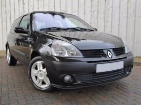 Renault Clio 1.1 Dynamique 16v, Full Service History, Low Insurance, Cheap To Run, Perfect First Car