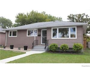 BEAUTIFUL REMODELLED BUNGALOW IN RIVER HEIGHTS ONLY 344,900