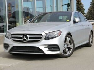 2017 Mercedes Benz E-Class E 400 4dr AWD 4MATIC Sedan