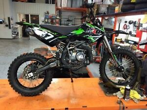 125 MXR 2014 TUNE UP FAIT