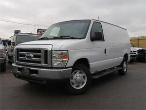 2008 Ford Econoline Cargo Van Commercial NO ACCIDENTS!!