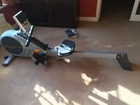 Bremshey Arrow Ambition Rowing Machine