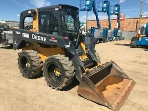 John Deere Skid Steer | Buy or Sell Heavy Equipment in