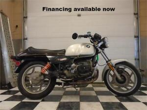 1985 BMW R80RT - End of Season Blow out!!