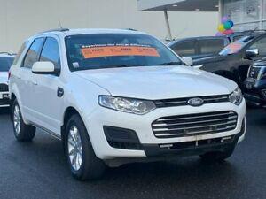 2015 Ford Territory SZ MkII TX Seq Sport Shift White 6 Speed Sports Automatic Wagon Frankston Frankston Area Preview