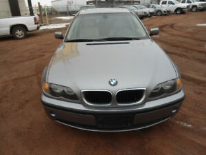 2004 BMW 3-Series 325i-LEATHER-SUNROOF-CLEAN CAR!