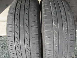 GREAT PAIR OF 215/55R17 $35 FOR BOTH.