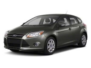 2012 Ford Focus SE - $7/Day!