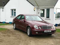 Mercedes E Class Saloon E270 CDI AUTOMATIC Elegance 2003(52) only 89000 miles !!