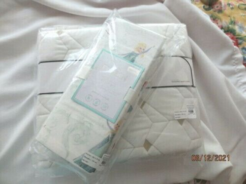 pottery barn coco toddler quilt AND FROZEN SHEET SET  NIP  4 YOUR PRINCESS