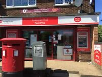 POST OFFICE BUSINESS REF 145017