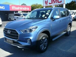 2018 LDV D90 Mode (2WD) Blue 6 Speed Automatic Wagon