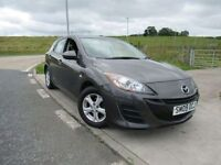 MAZDA 3 1.6 TS 5d 2009 6 Months RAC Parts And Labour Warranty Years MOT