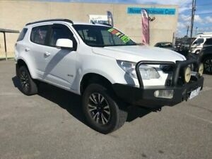 2014 Holden Colorado 7 RG MY14 LT (4x4) White 6 Speed Automatic Wagon Mitchell Gungahlin Area Preview