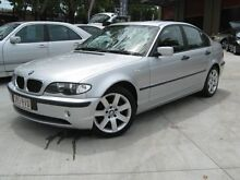 2002 BMW 318I E46 MY2002 Executive Steptronic Silver 5 Speed Auto Steptronic Sedan Coopers Plains Brisbane South West Preview