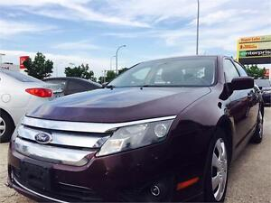 2012 Ford Fusion SE/FRESH SAFETY/ GREAT DEAL/LOW KM'S!