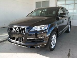 2013 Audi Q7 TDI(TURBO DIESEL), QUATTRO(AWD), LEATHER HEATED SE