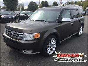 Ford Flex Limited AWD Navigation DVD Toit Panoramique Cuir M 201