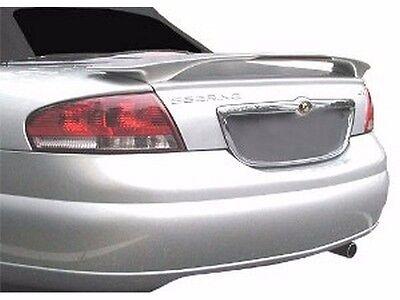 - JSP Painted Rear Wing Spoiler For 2001-2006 Chrysler Sebring Convertible 339055