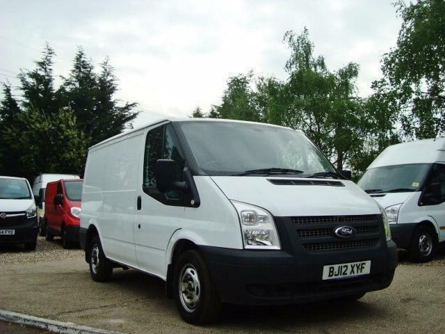 2012 FORD TRANSIT 2.2 TDCI SWB Low Roof Van Euro5