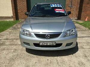 2003 Mazda 323 Silver 4 Speed Automatic Hatchback Campsie Canterbury Area Preview