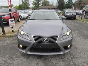 "2014 Lexus IS 250 ""ALL WHEEL DRIVE, REAR CAMERA, 4 NEW TIRES Oakville / Halton Region Toronto (GTA) image 3"