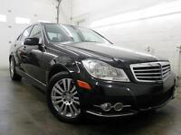 2012 Mercedes-Benz C250 NAVIGATION 57,000KM 4MATIC