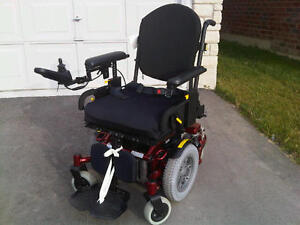 Wheelchair Electric-needs new battery, otherwise like new