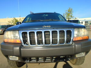 2002 Jeep Grand Cherokee LAREDO SPORT 4X4-DRIVES EXCELLENT