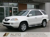 2004 Acura MDX Technology Package