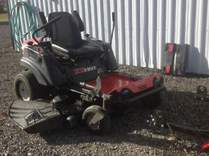 2004 Gravely zt 2352 with snowblower London Ontario image 1