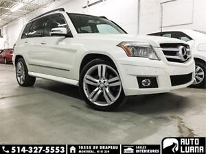 2010 Mercedes-Benz GLK 350 PANORAMIC/CUIRE/BLTTH/MAGS 20'/PROPRE