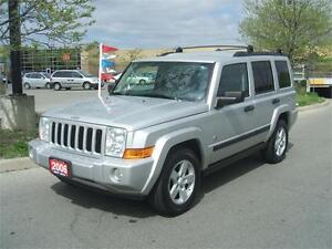2006 Jeep Commander TRAIL RATED / 7 PASSENGER